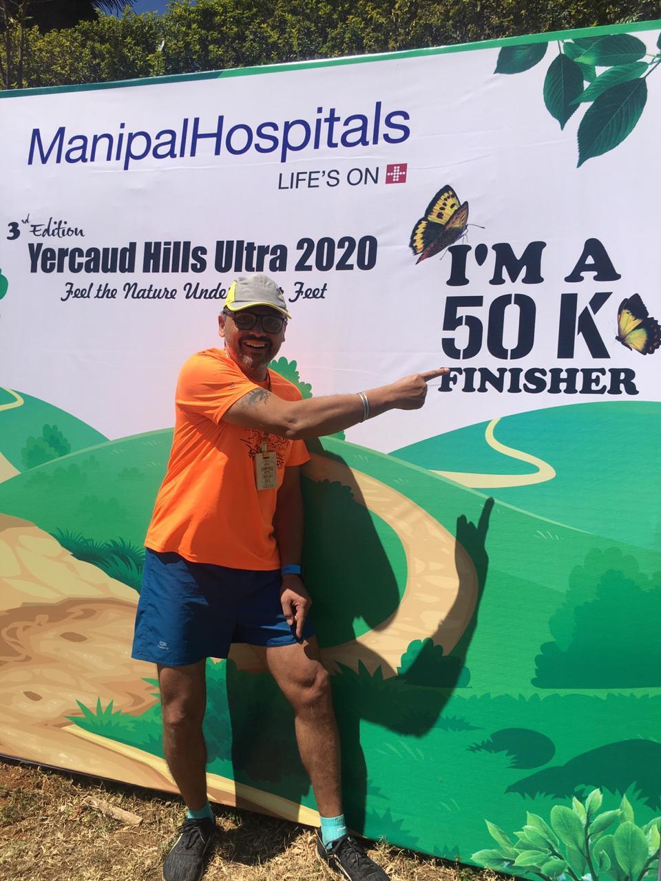 Yercaud Hills Ultra 2020