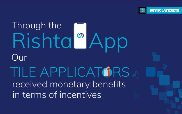 Supporting the Tile Contractors and applicators community through the Rishta App
