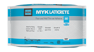 Tile Adhesive Myk Laticrete Pioneers In Tile And Stone