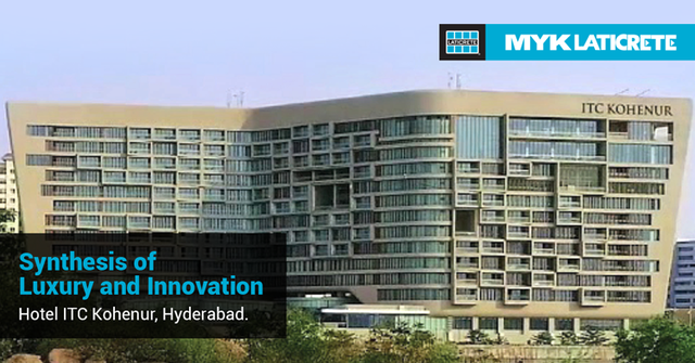 Synthesis of Luxury and Innovation – Hotel ITC Kohenur, Hyderabad.