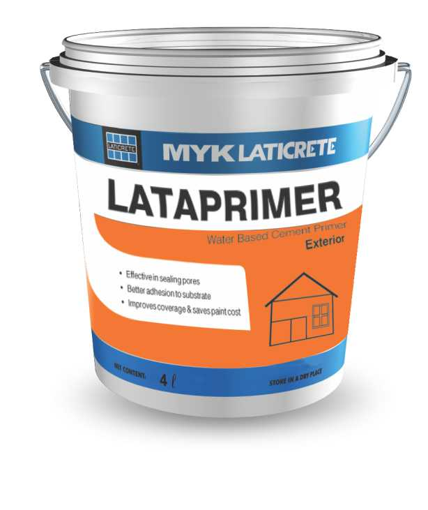 Wall Putty – MYK LATICRETE – Pioneers in Tile and Stone