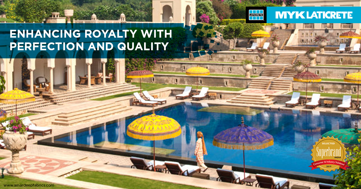 Agra's 7 Star Luxury Hotel: The Oberoi Amarvilas