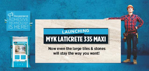 MYK LATICRETE 335 MAXI