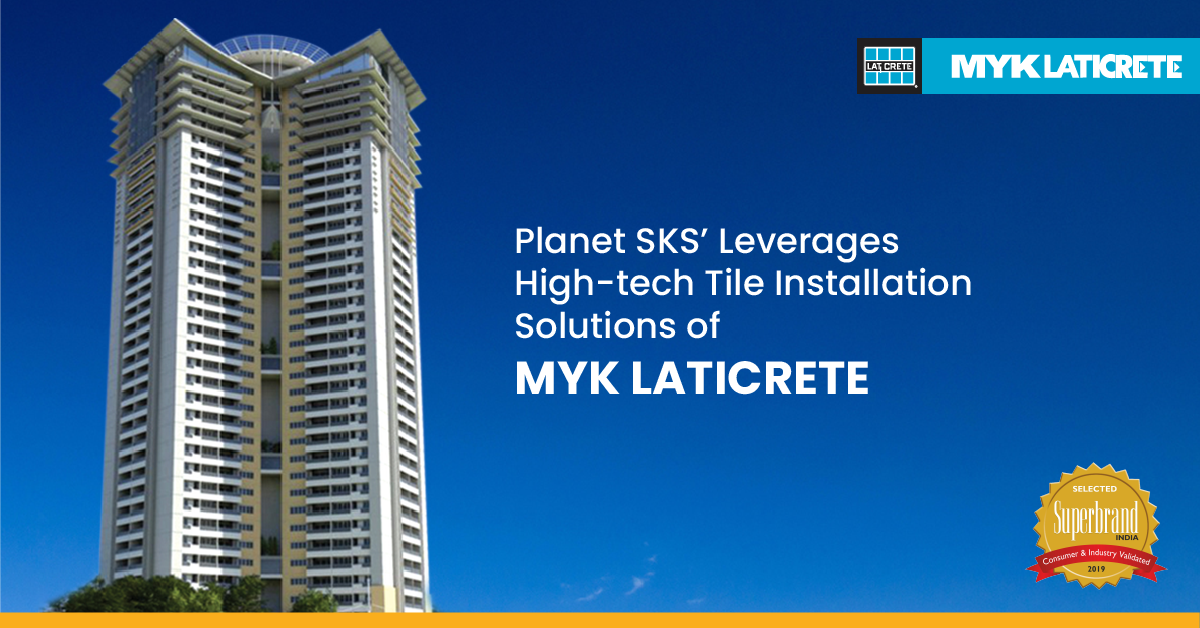 Innovative Mivan initiative 'Planet SKS' Leverages High-tech Tile Installation Solutions