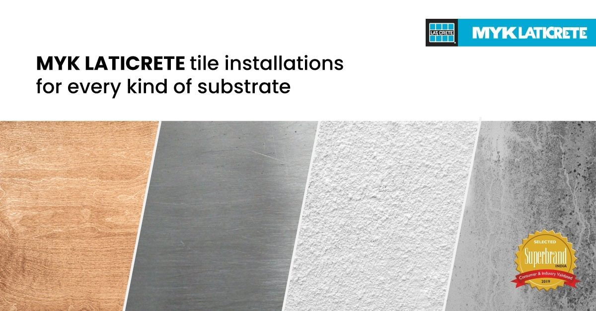 Tile Installation: How it differs with Every Substrate