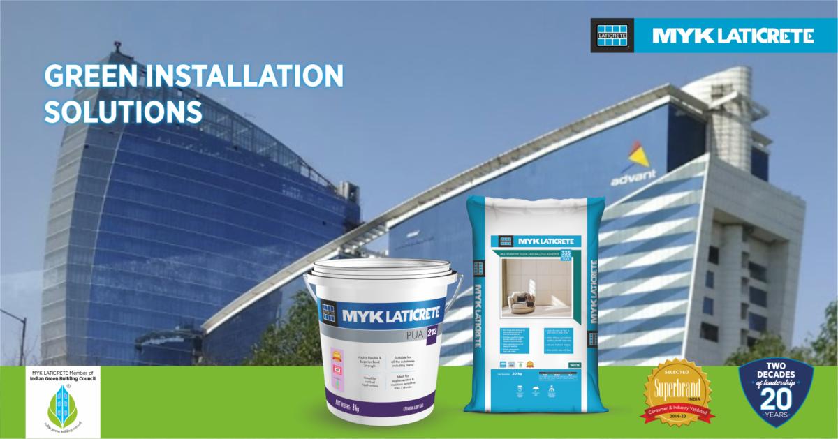 GREEN INSTALLATION SOLUTIONS FOR ADVANT NAVIS BUSINESS PARK, NOIDA (DELHI-NCR)